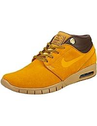 finest selection 56b6a 4b31c Nike SB Stefan Janoski Max Mid Premium Wheat Pack Bronze Bronze Gum Light  Brown