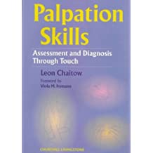 Palpation Skills: Assessment and Diagnosis Through Touch by Viola Frymann (1996-11-11)
