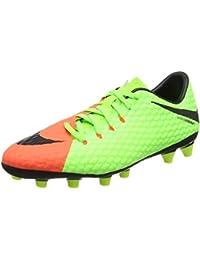 Amazon.es  Verde - Fútbol   Aire libre y deporte  Zapatos y complementos cc276d5f35fe1