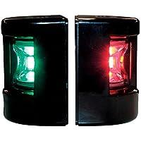 Lalizas - FOS LED 12 Port Starboard Side, color black