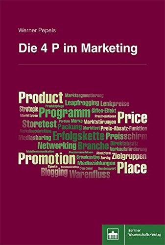 Die 4 P im Marketing