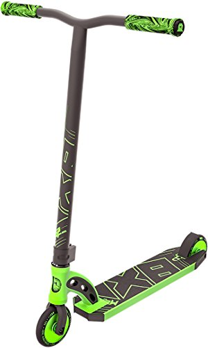 MADD Gear Unisex Jugend VX8 Pro Solids Lime Stuntscooter, One Size