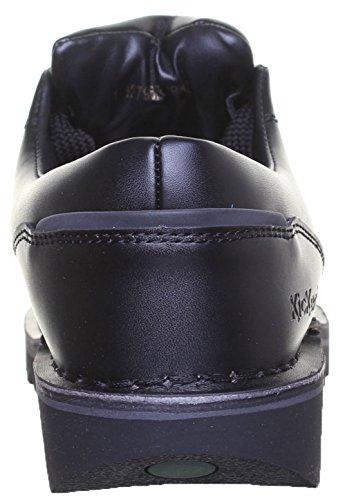 Donna Nero Stivali Kickers grigio Donna Lo Kopey Nero Lo Nero Kopey Nero Kickers Stivali PqwgXw