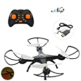 Negi 2.4Ghz Remote Control Quadcopter 360 Degree Drone Remote Control Helicopter Toy One