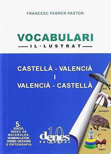 VOCABULARI CASTELLA-VALENCIA I VALENCIA-CASTELLA
