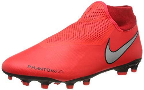 timeless design a28c0 a75ed Nike Unisex Adults' Phantom Vsn Academy Dynamic Fit Mg Footbal Shoes  Multicolour (Bright Crimson