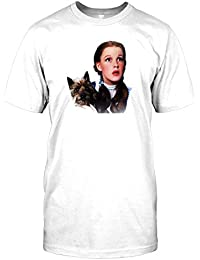 Dorothy and Toto - The Wizard of Oz Mens T Shirt