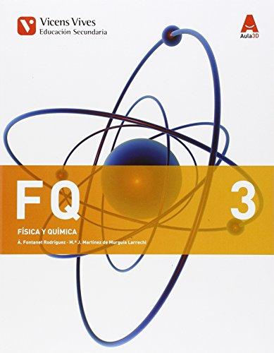 FQ 3 (FISICA Y QUIMICA ESO) AULA 3D: Eso 3 - fisica y quimica : 000001 - 9788468230467