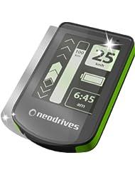 dipos Neodrives E-Bike Display Smart MMI Schutzfolie (5 Stück) - kristallklare Premium Folie Crystalclear