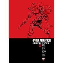 Judge Anderson: The Psi Files Volume 02
