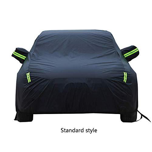 ShiBin OPEL Car Cover Sedan Car Cover All Weather Weatherproof Antifreeze Rainproof Outdoor Weatherproof Dustproof Pr