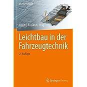 ATZ/MTZ-Fachbuch: Leichtbau in der Fahrzeugtechnik