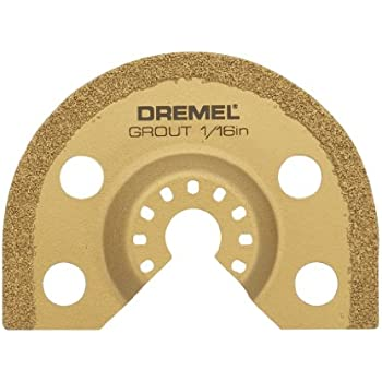 Dremel 570 Wall And Floor Grout Removal Bit 3 2 Mm Grout