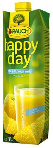 Happy Day - 100% Orange mild - 1,0l