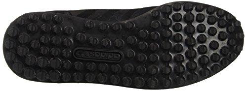 adidas la Trainer Wv, Scarpe da Corsa Donna Multicolore (Cblack/Cblack/Ftwwht)
