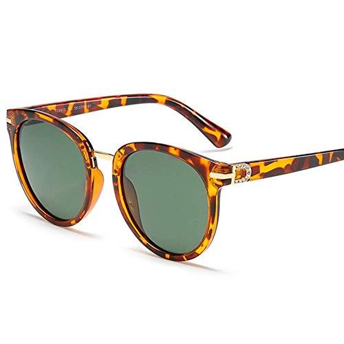 Wghz Super Mode polarisierte Dame Sonnenbrille Retro Frosch Spiegel Farbe objektiv Sonnenbrille 100% uv Schutz