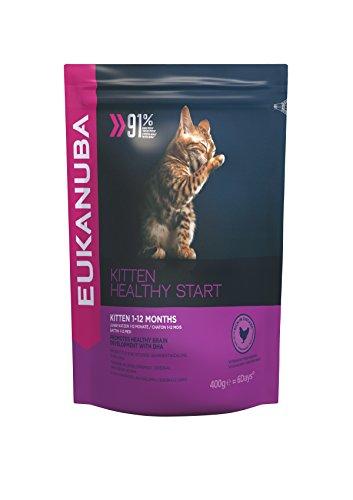 EUKANUBA Kitten Healthy Start Rich in Chicken 4 Kg