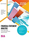 Financial Statement Analysis (Common Paper for General & Honours) B.Com II-Year IV-Sem, As Per the (O.U) CBCS Syllabus, Latest Edition for MAY/JUNE-2019 Exams