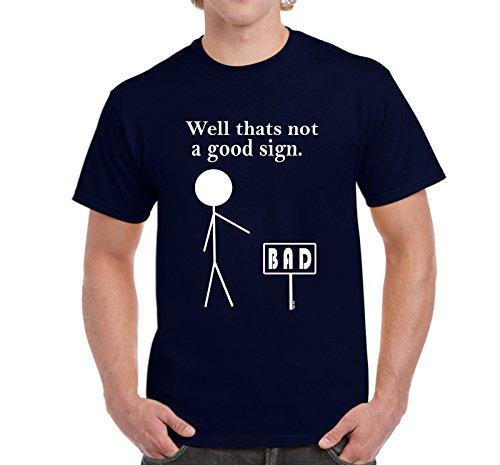 mens-funny-thats-not-a-good-sign-crew-neck-t-shirt-on-gildan-ultra-cotton-tshirt-navy-small