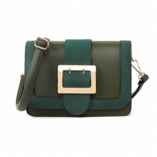 Weibliche Schulter Messenger Bag Mode-Paket Grün