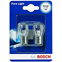 Aerzetix 2 x bulbs 12V 27W W2.5 x 16D P27W High Quality-Made in Germany .