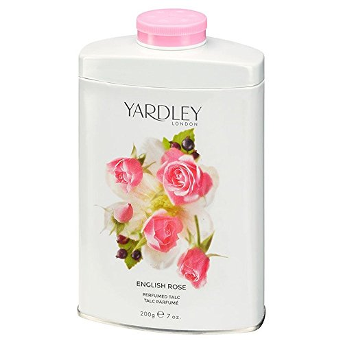 Yardley Rose & Lavender Talc 200g