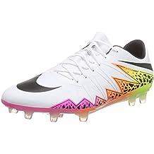 Amazon.es  Nike Hypervenom - Blanco 1434ff6b588d3