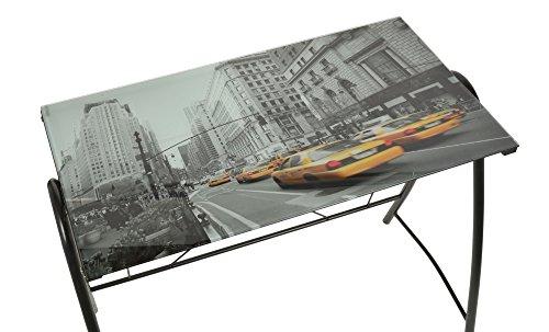 Glastisch new york bestseller shop f r m bel und for Schreibtisch york