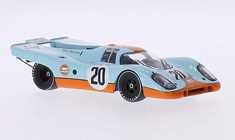 Porsche 917 K, No.20, Gulf Porsche, Gulf, 24h Le Mans, 1970, Modellauto, Fertigmodell, CMR 1:43