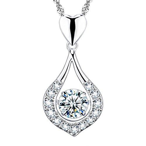 funda-para-usted-es-el-uno-jewelry-twinkling-plata-de-ley-collection-con-colgante-de-corazn