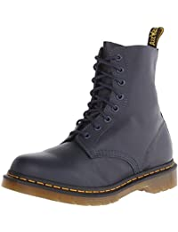 Dr. Martens Pascal Virginia Dress Blue Damen Combat Boots