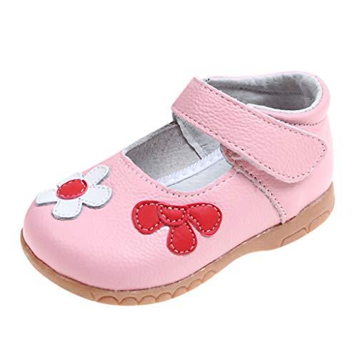 Mitlfuny Niedlich Kind Baby Säugling Junge Mädchen weiche Sohle Kleinkind Schuhe Sneak,Kinder Mädchen Leder Outdoor Kids Bequeme atmungsaktive Freizeitschuhe