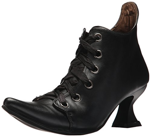 68a5d69cf Ellie Shoes Womens Black Witch Costume Boots Size 9