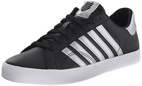K-Swiss Belmont So, Sneakers Basses femme Black/Crystal