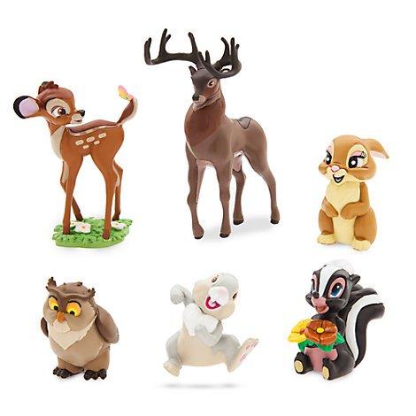 Bambi Disney - Jeux de figurines officiels Disney Bambi