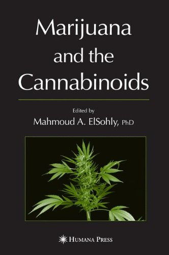 Marijuana and the Cannabinoids Cover Image
