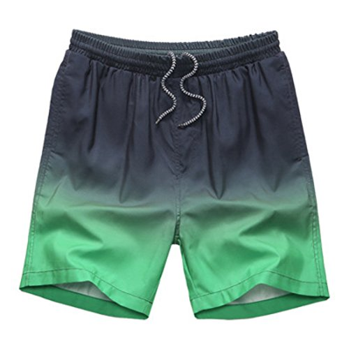 Men's Bermuda Masculina Beach Shorts Black