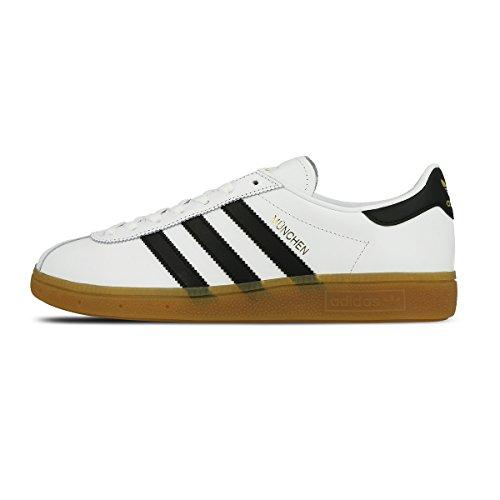 Adidas Munchen Herren Sneaker Grau Weiß