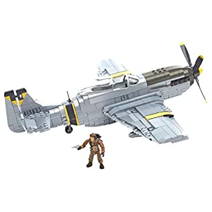 Mattel Mega Bloks – Call of Duty – Legends Air Strike Ace Construction Set 623 Pieces