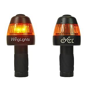 CYCL WingLights - Accesorios para Bicicletas (CR2032, 76 g)