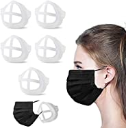 3D Breathing Relief Face Mask Support Reusable Frame Silicone 5PCS For Adults For Kids Reusable Makeup Protect