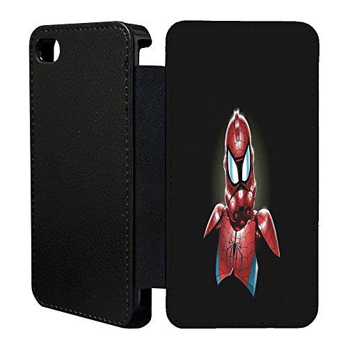 Stormtrooper Star Wars Flip Case Cover Für Apple iPhone 6& 6S–06 Spiderman - 668