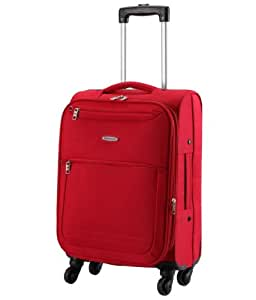 Aristocrat Basil 54 cms Red Check-In Suitcase (STBASI54RED)