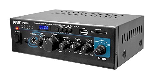 pylehome-ptau55-2x-120w-stereo-power-amplifier-with-blue-led-display-usb-sd-mmc-card-aux-cd-and-mic-