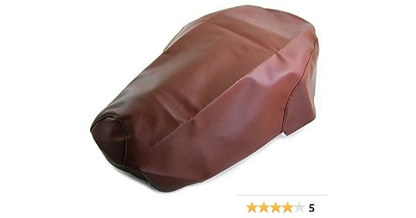 corpisella di colore marrone per Piaggio Vespa LX 50 150 Rivestimento per la sella 125