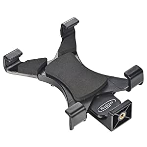 Mudder Universal Tablet Tripod Mount Adapter for iPad, Samsung Tab and Other Tablets, Phablets or Smart Phones - Use on Monopod, Selfie Stick