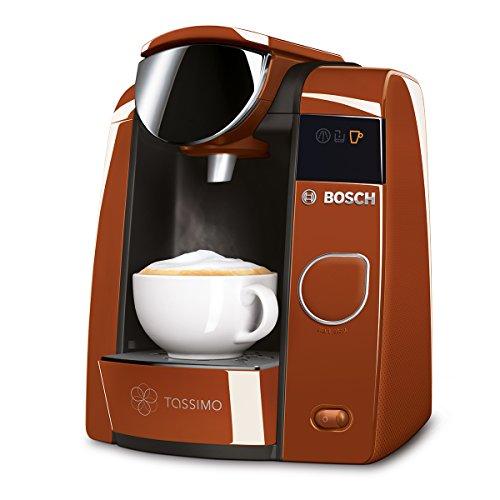 Bosch TAS4501 Tassimo Multi-Getränke-kaffeeautomat JOY (mit Brita Wasserfilter, Getränkevielfalt, 1-Knopf-Bedienung), Sweet Caramel / anthrazit - 3