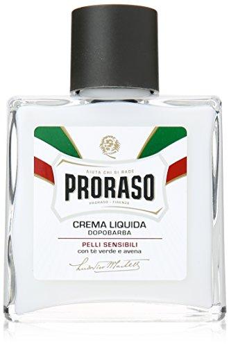 Proraso - Crema Liquida Dopobarba, Con Tè verde e Avena , 100 ml