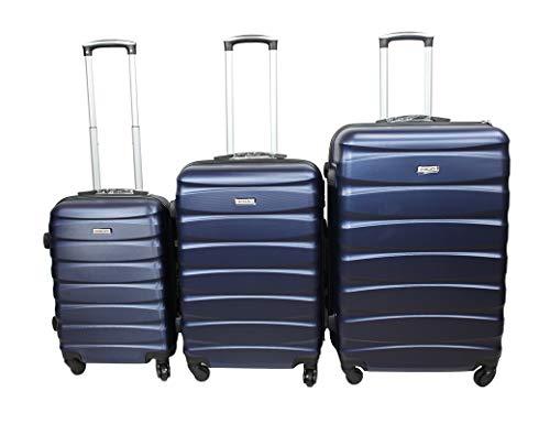 Dublin 2. Juego maletas 3 piezas ABS policarbonato