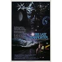 THE LAST STARFIGHTER - US MOVIE FILM WALL POSTER - 30CM X 43CM